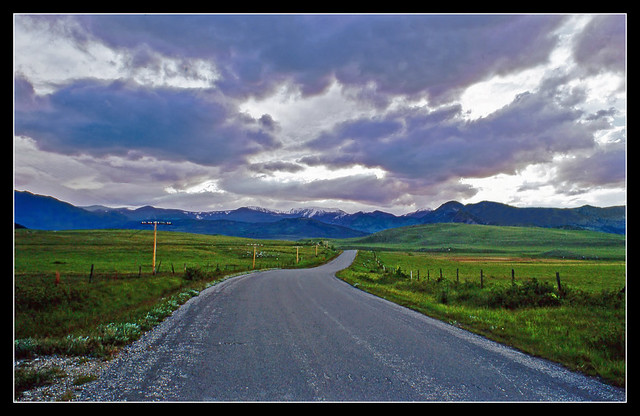 God's Green Earth - Montana Big Sky Country, 1974