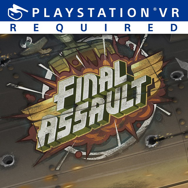 Thumbnail of Final Assault on PS4