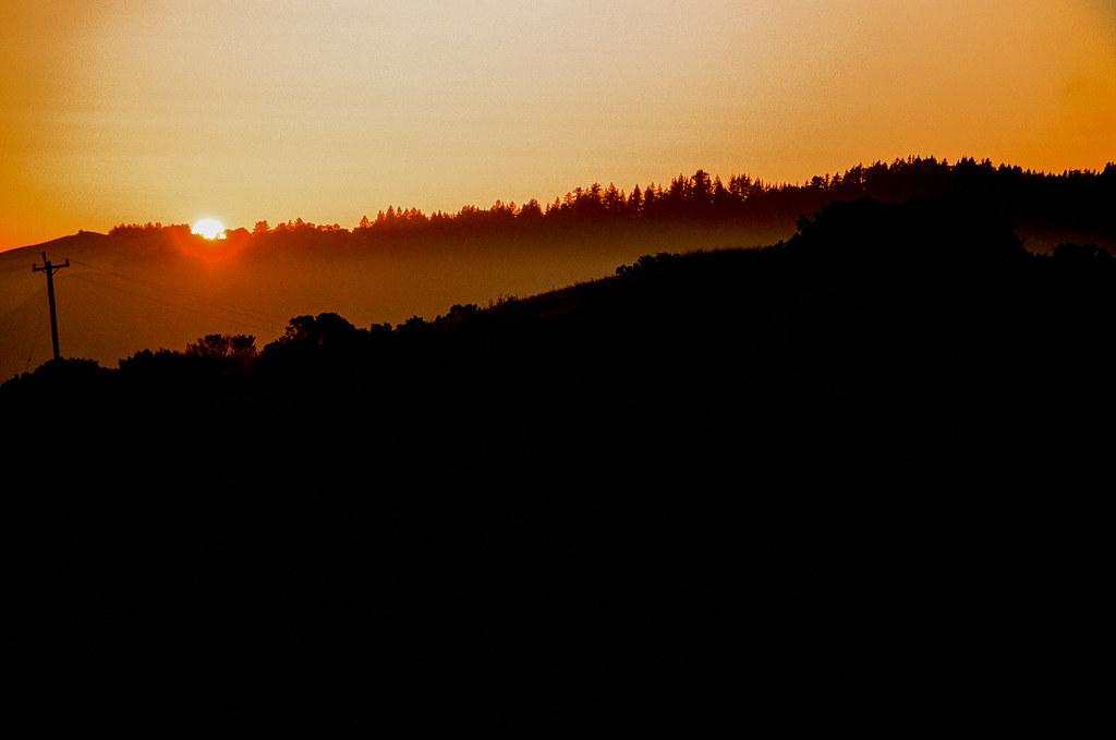 Skyline Ridge, South Bay, California (May 2012)