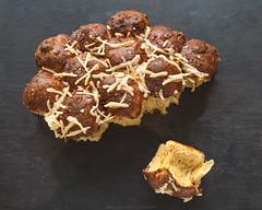 Marmite and Cheese Bread