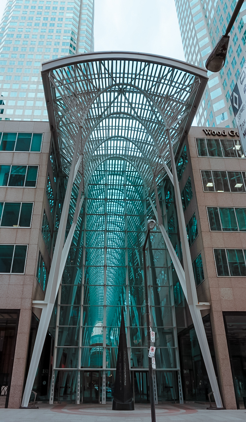 Brookfield Place architecture