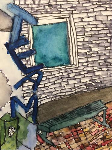 Seventh Grade 2020 Art Gallery