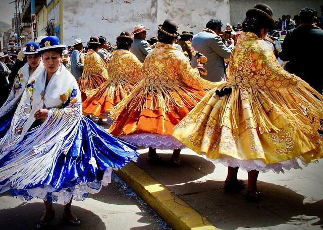 Festival in Puno 2