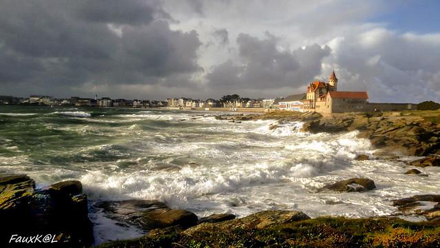 Orage et coup de vent sur Quiberon (explored)
