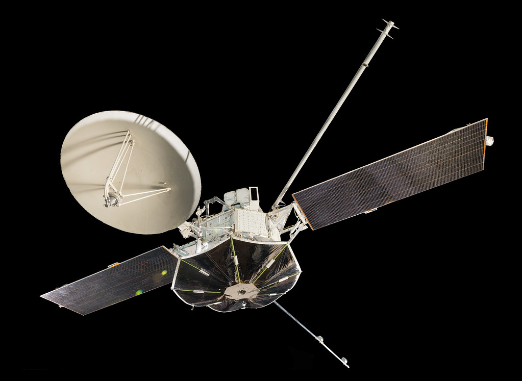 Mariner 10 | Mariner 10 was the seventh successful launch in… | Flickr