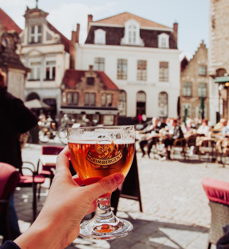 Bruges Belgium beer