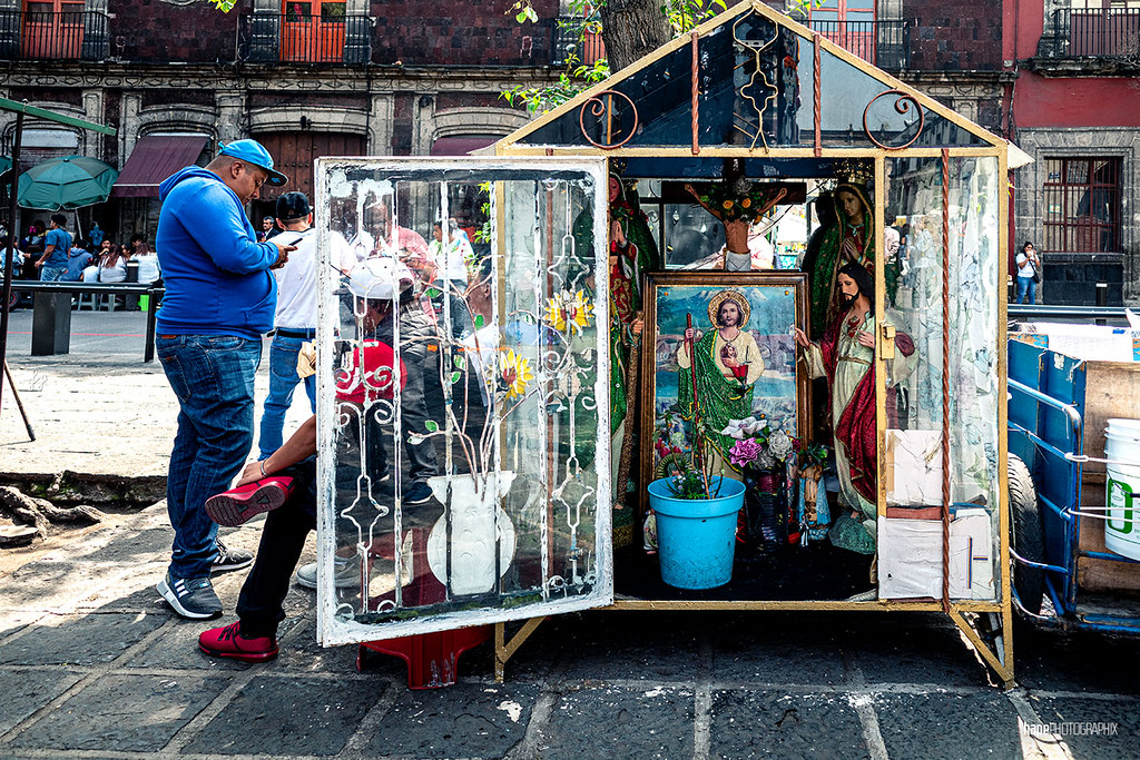 Altar de la calle