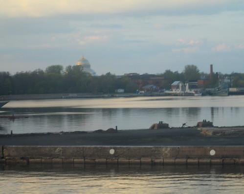 St Petersburg, Kotlin Island