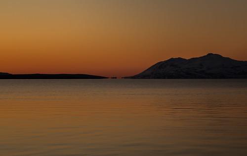 kaldbakur hjalteyri herring colors may nature northiceland iceland sun sky sunset mountain orange north night