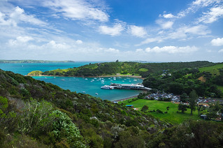Matiatia Bay, Waiheke Island, New Zealand | by Vincent Lammin