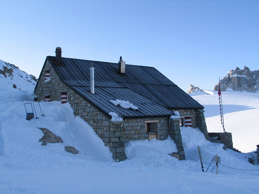 Cabane Trient Walliser Alpen / Alpes valaisannes Switzerland photo 07