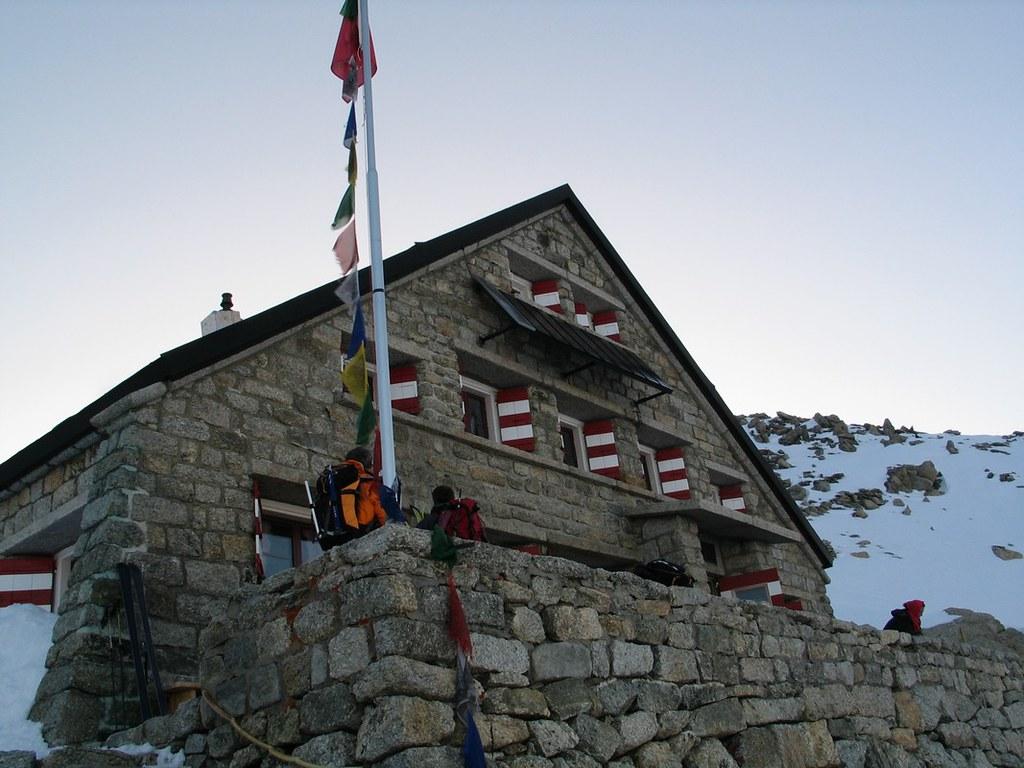 Cabane Trient Walliser Alpen / Alpes valaisannes Schweiz foto 06
