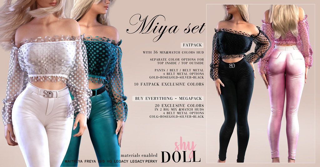 ShyDol - Miya Set @ACCESS May