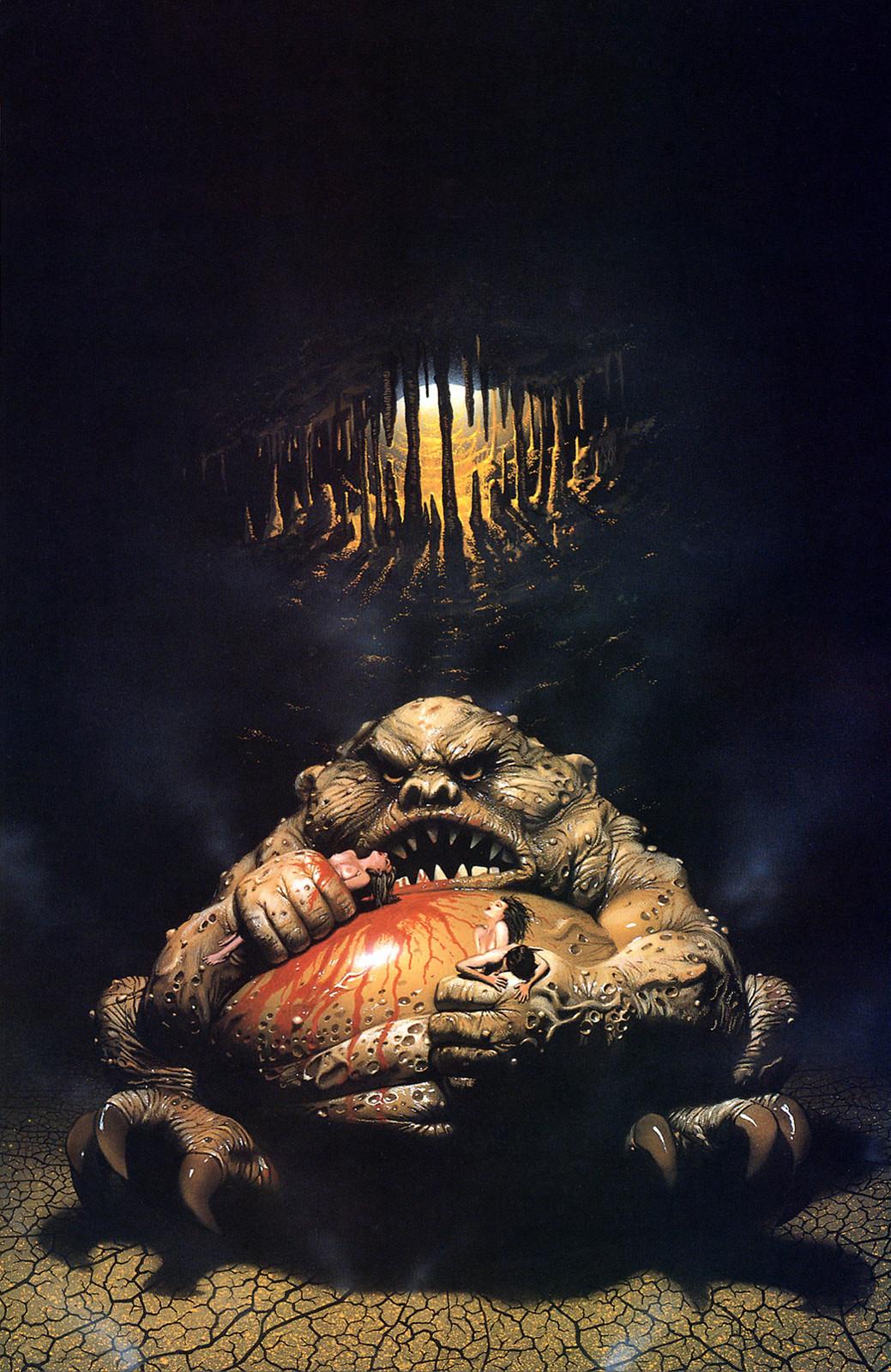 Tim White - HP Lovecraft Omnibus 3, The Haunter of the Dark
