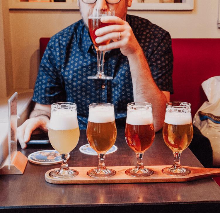 Beer Bruges Belgium