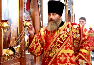 10.05.2020 | Литургия в Юрьевом монастыре