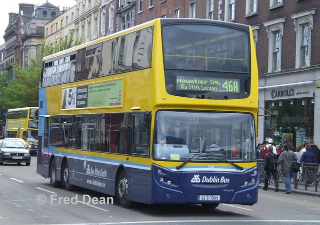 Dublin Bus VT19 (05D70019).