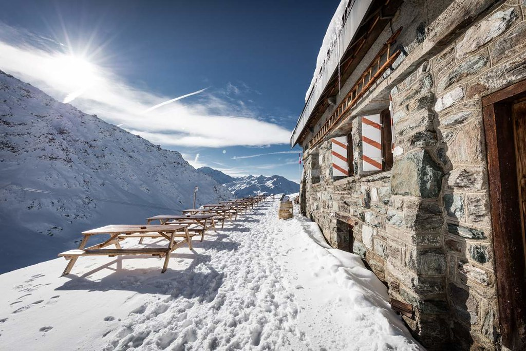 Cabane Trient Walliser Alpen / Alpes valaisannes Switzerland photo 14