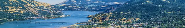 Columbia Gorge View - Underwood, Washington, USA