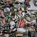Müll am Rhein zu Köln  mehr & mehr & mehr  corona lockerungen nrw