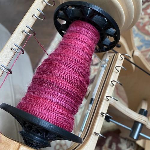 Raspberry wool