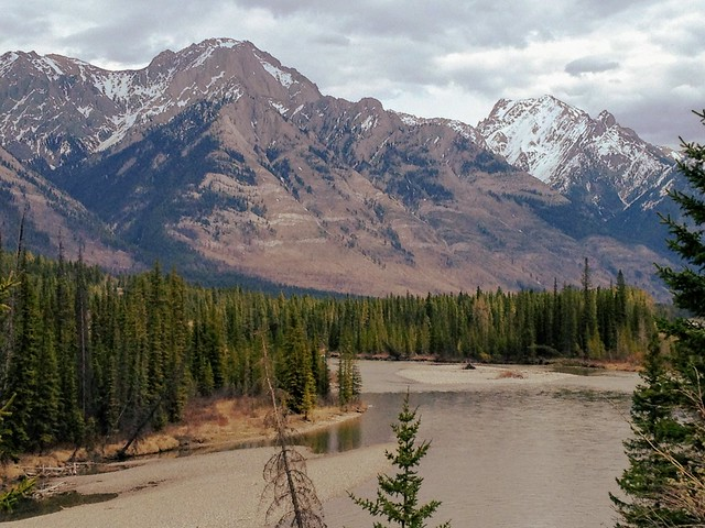 Alberta Bound  Banff Parkway