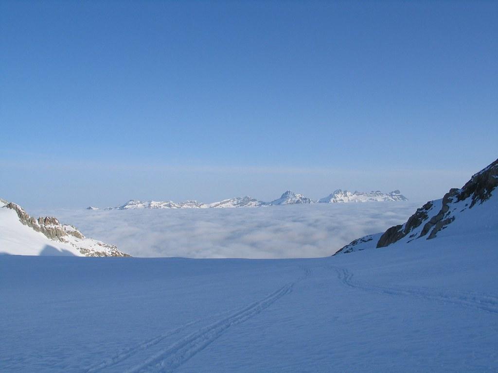 Cabane Trient Walliser Alpen / Alpes valaisannes Schweiz foto 03