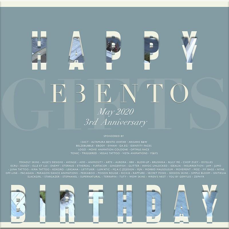 eBento - May 2020