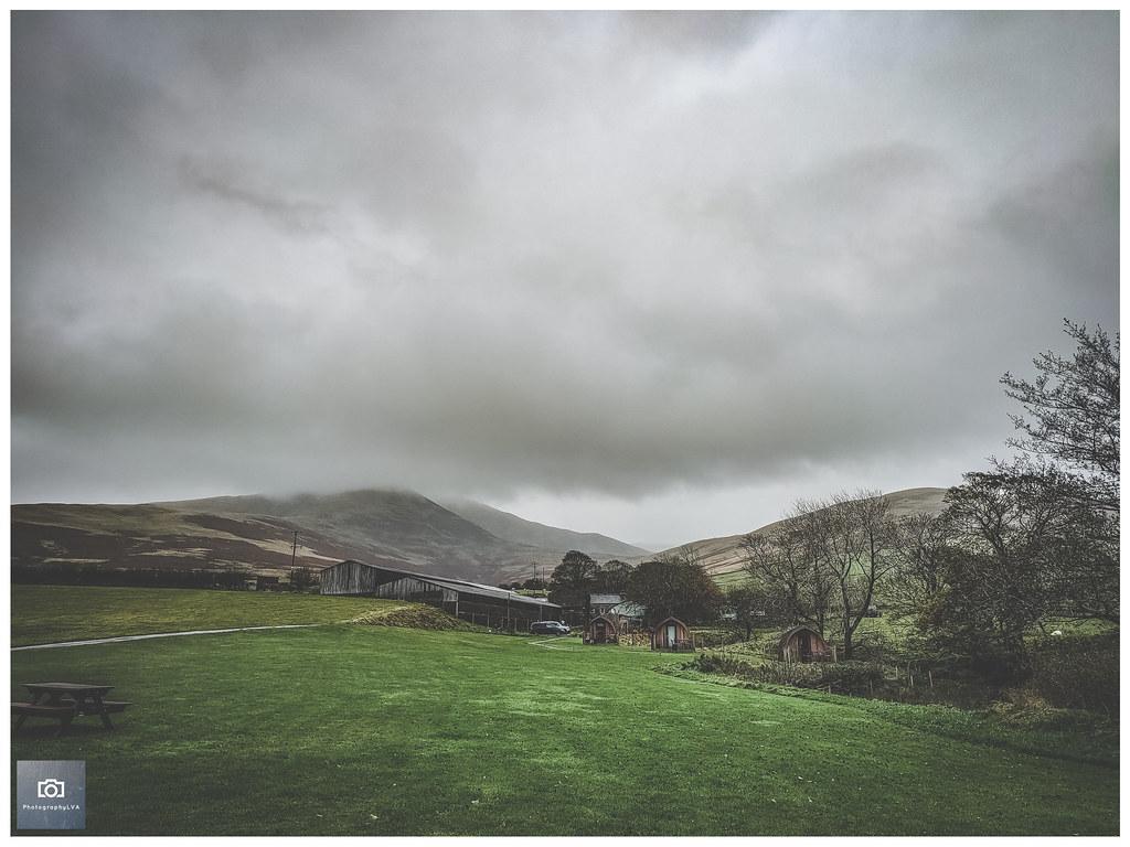 Howgill Hideaway, October 2019, Cumbria, Uk.