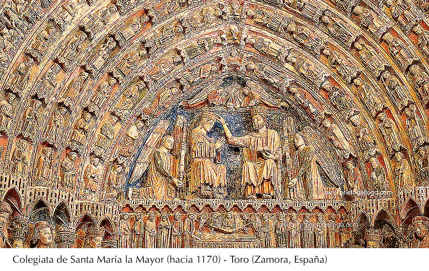 Santa María la Mayor, 1170, Toro, España
