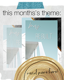 This Month's Theme may copy