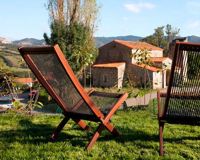 Mirador de Bendones, lugar ideal para descansar