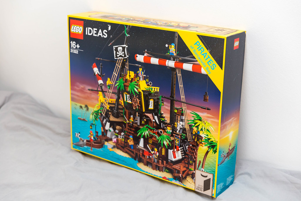 The Lego Ideas 21322 Pirates Of Barracuda Bay Shipwreck Is Flickr