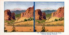 100 Gateway to the Garden Gods, Colorado Springs, Colorado