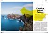 Letos jsme redesignovali tištěné Běhej, toto je screenshot článku o Madeiře, který vyjde v červnovém čísle., foto: archiv Běhej.com