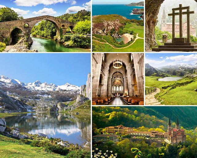 Cangas de Onis y Covadonga, imprescindibles en el norte de España