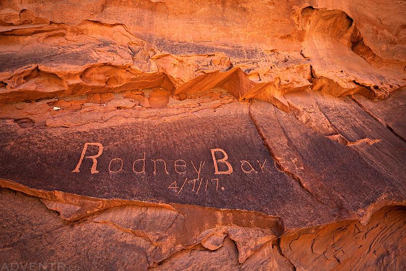 Rodney Baker 4/7/17