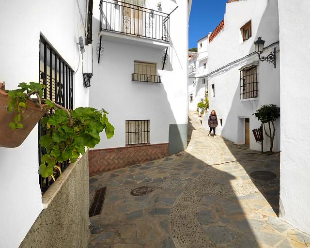 Genalguacil, uno de los pueblos más bonitos de Andalucía
