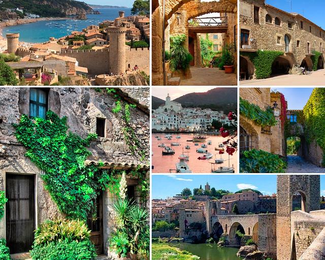 Pueblos más bonitos de España en Cataluña