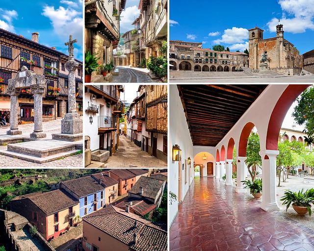 Ruta por los pueblos más bonitos de Extremadura