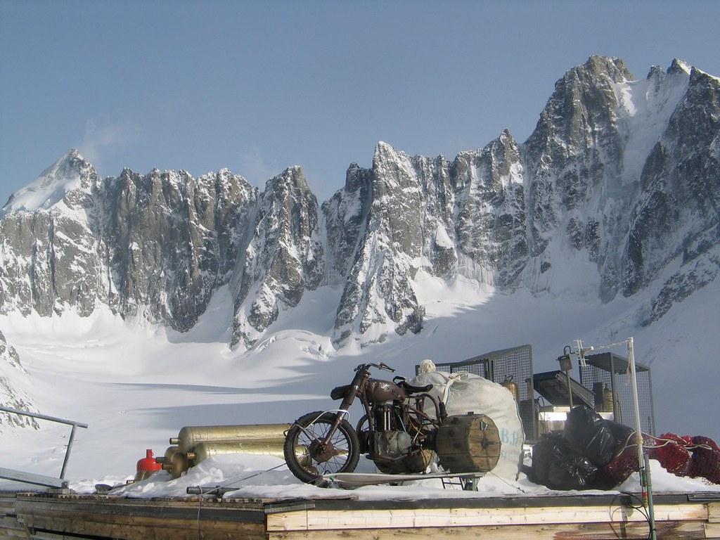 Refuge Argentière Massif Mont Blanc Frankreich foto 04