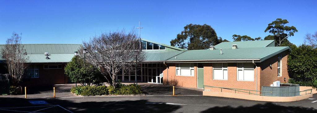 Thornleigh Hillcrest Uniting Church, Thornleigh, Sydney, NSW.