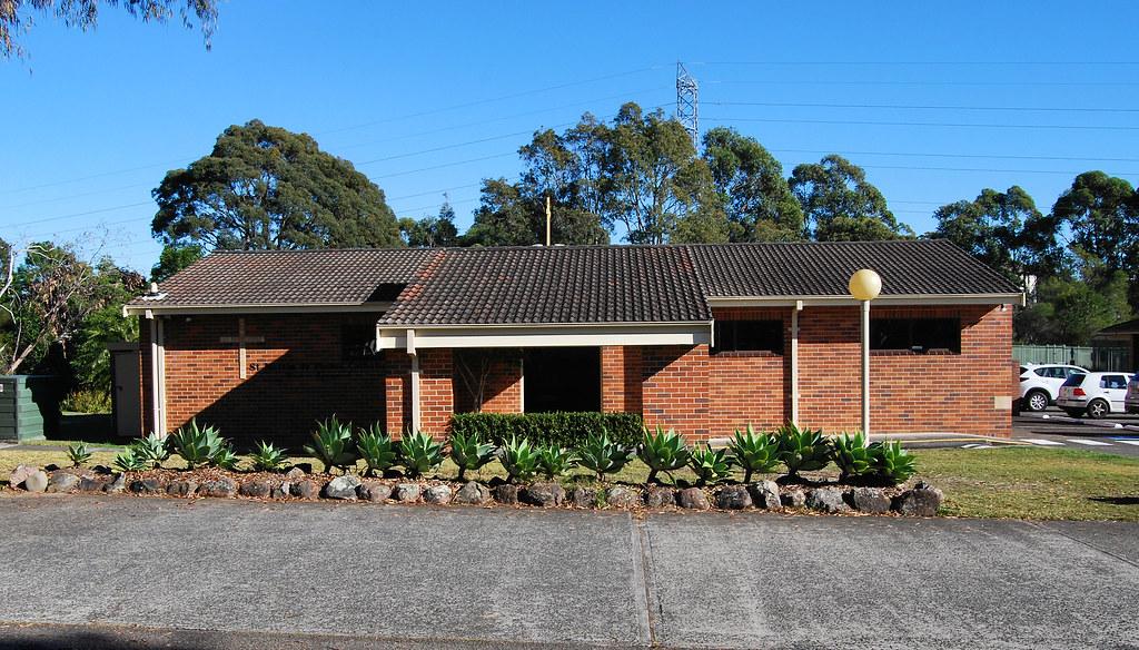 St Martin de Porres Catholic Church, Davidson, Sydney, NSW.