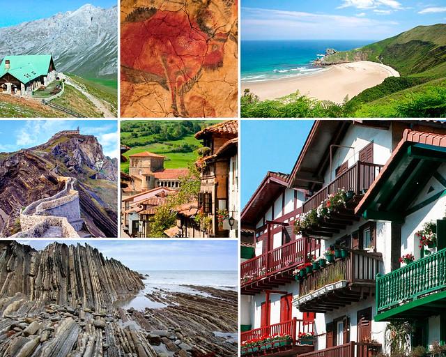 Ruta por el norte de España en 15 días