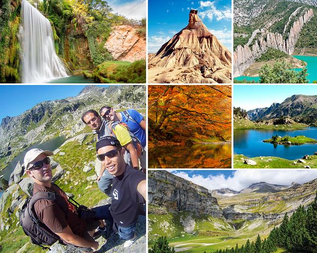 Ruta por los paisajes más bonitos de España