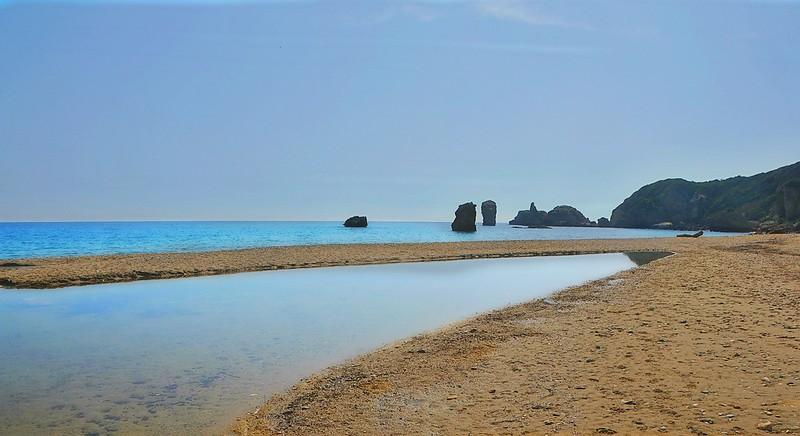 Greece, South Pelion, Melani..