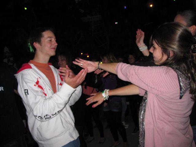 Lava flow Party 2010