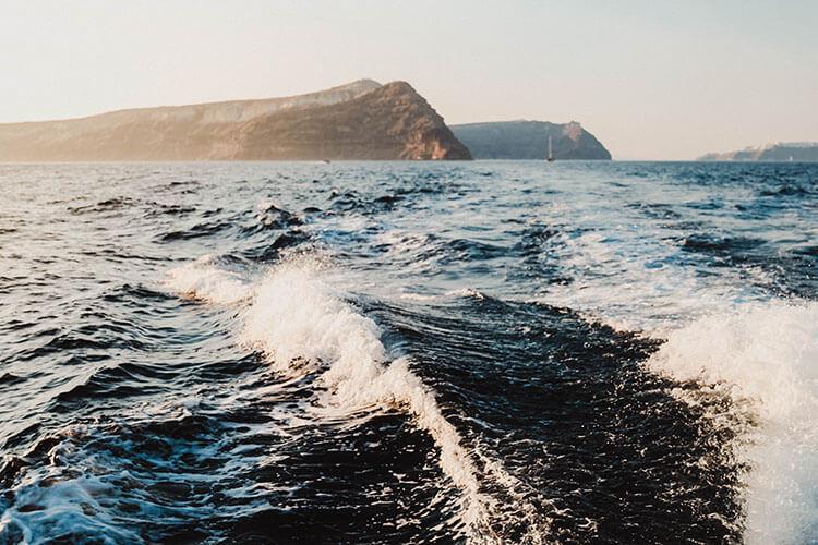 Getaway to Santorini