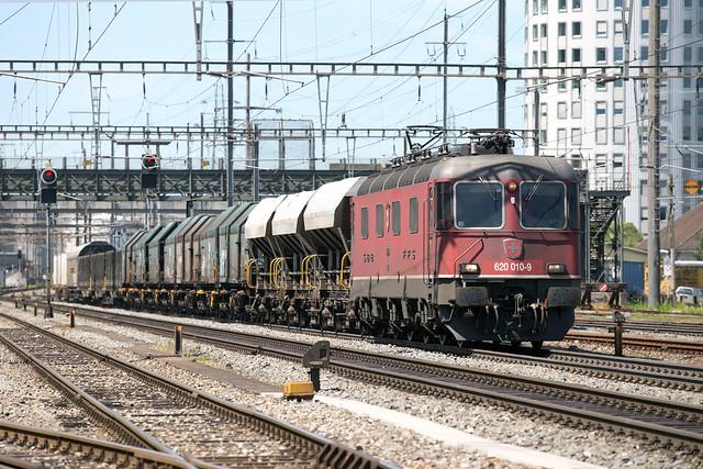 SBB Re 6/6 620 010 Pratteln