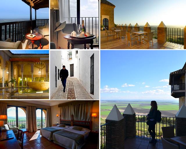 Parador de Carmona, uno de los mejores hoteles para descansar en España